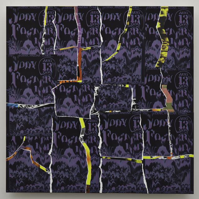 , 'Between the Cracks,' 2015, Simon Lee Gallery