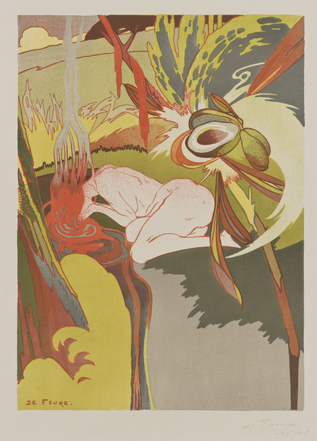 , 'La source du mal [The Spring of Evil],' 1894, Hammer Museum