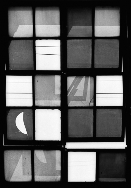 , 'Mondrian Window, 1960,' year print 1970s, Utópica