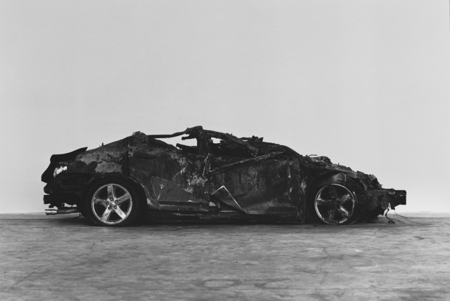 , 'Crashed and burned,' 2017, Pace/MacGill Gallery