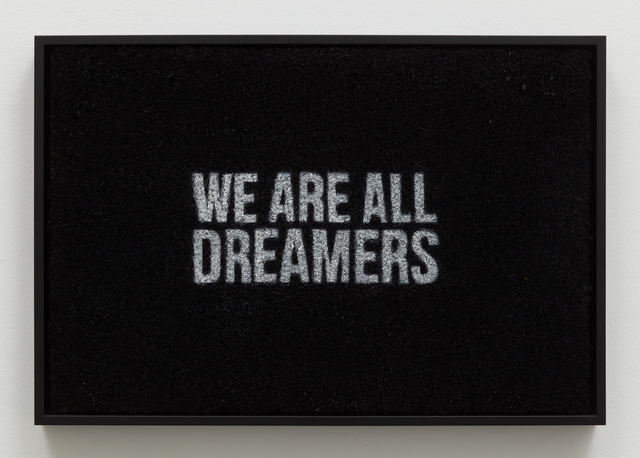 , 'We Are All Dreamers,' 2018, Charlie James Gallery