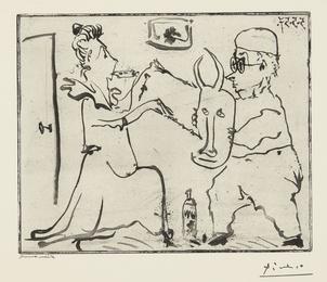 Histoire de Sabartés et de sa voisine: Les Banderilles (Ba. 968)