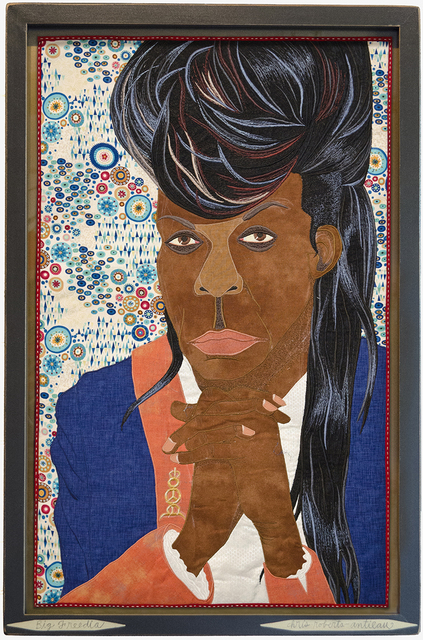 , 'Big Freedia,' 2015, Antieau Gallery