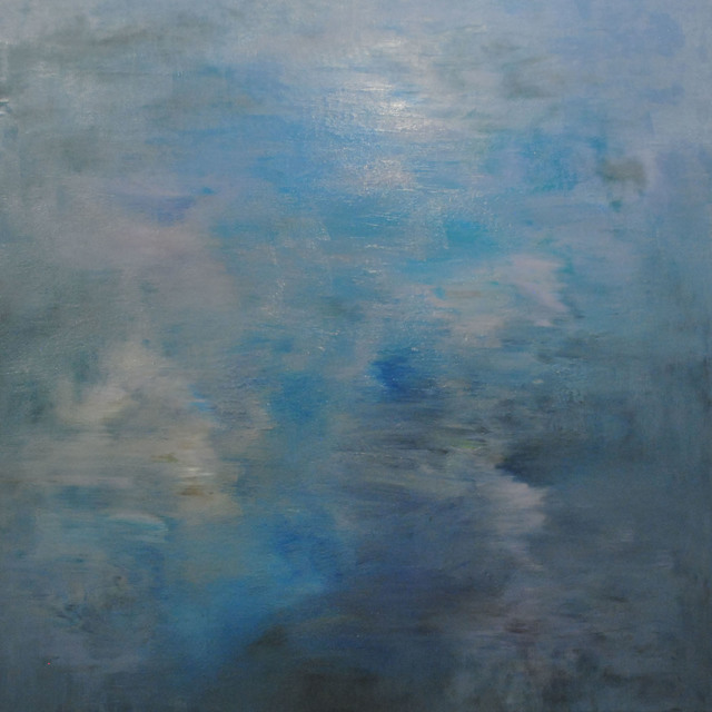 MD Tokon, 'Lost in Heaven', 2015, Painting, Acrylic on Canvas, Isabella Garrucho Fine Art