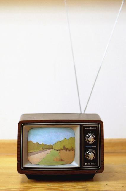 , 'TV,' 2005, Lia Rumma