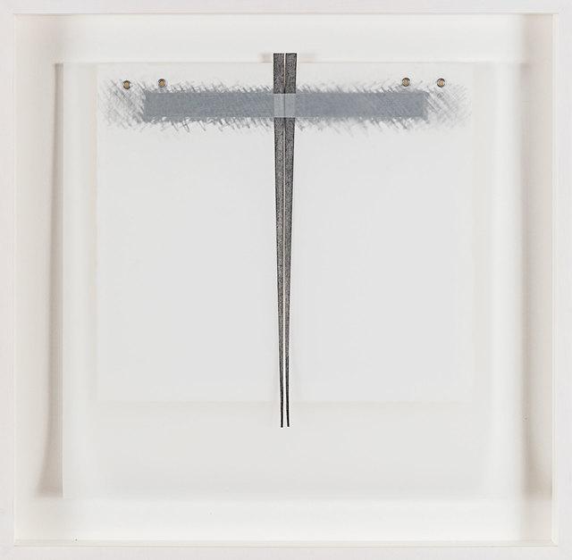 , 'Marks on the Edge of Space 8,' 2009, Rosenberg & Co.