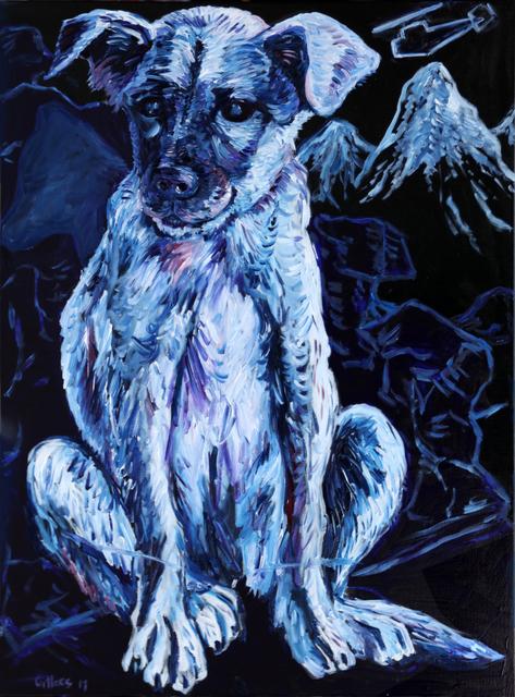 George Gittoes, 'Kuchi Puppy Tora Bora', Nanda\Hobbs