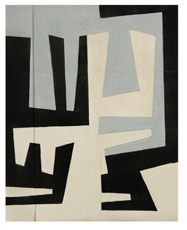 , 'Estudo para pintura,' ca. 1953, Henrique Faria Fine Art