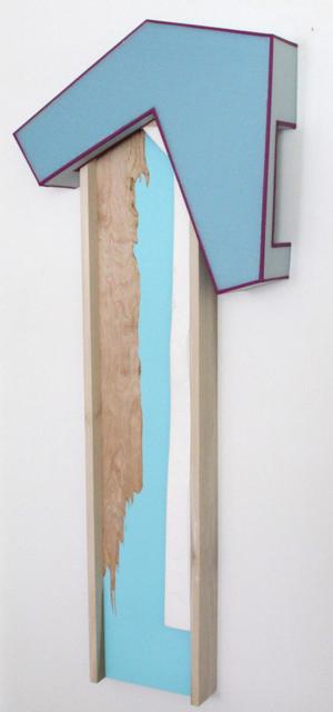 , 'Juhks 1,' 2016, Alfa Gallery