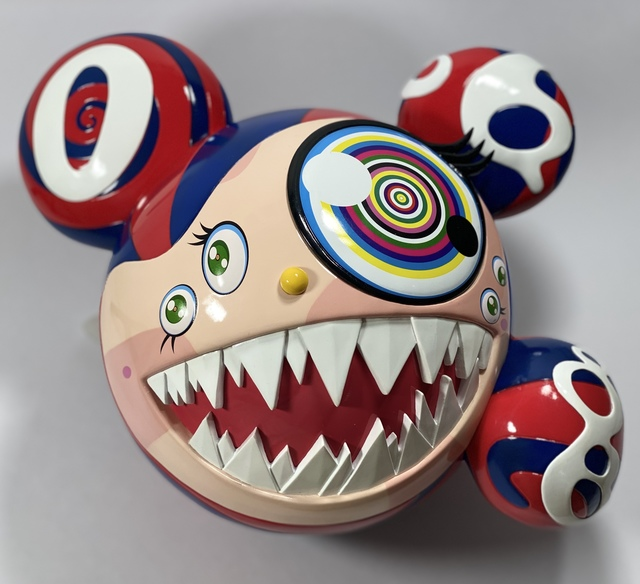 Takashi Murakami, 'Mr. Dob A', 2016, Sculpture, Resin, New Union Gallery