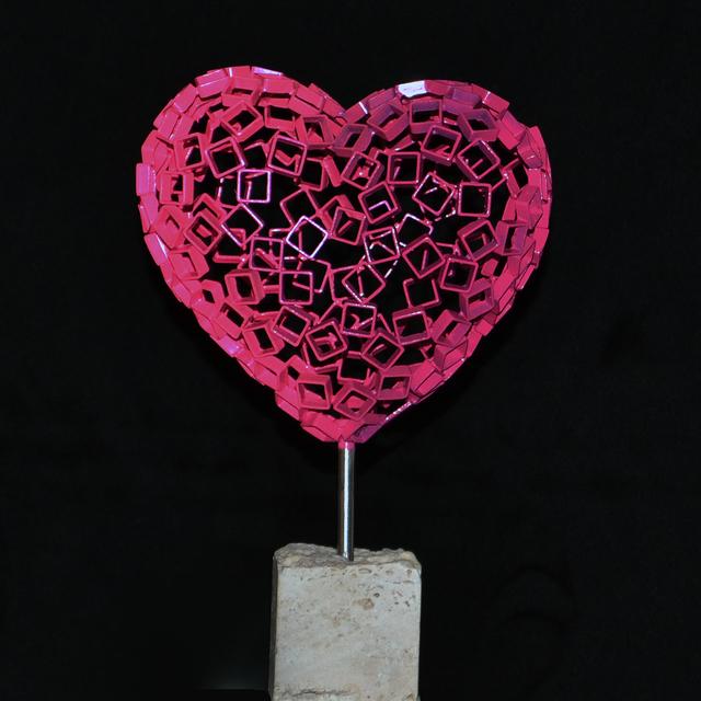 , 'Diamond Love,' 2017, New Gallery of Modern Art