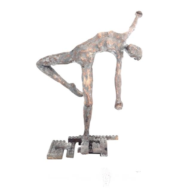 Kari Lena Flåten, 'Step stones', 2019, Sculpture, Bronze, GALLERI RAMFJORD