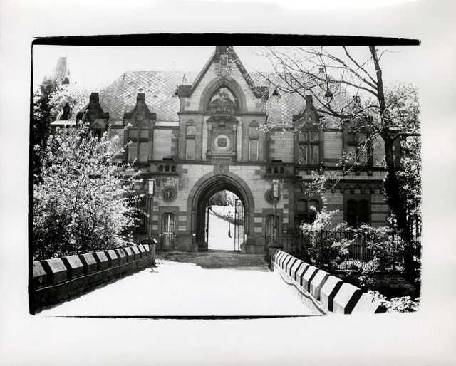, 'Andy Warhol, Photograph of Chelsea Convent, 1981,' 1981, Hedges Projects