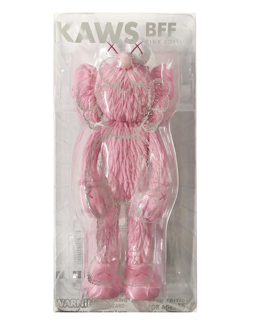 KAWS, 'BFF (Pink)', 2017, Lougher Contemporary