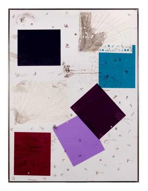 , 'Scene 3 Version C (detail panel 3b),' 2013, Whitney Biennial 2014