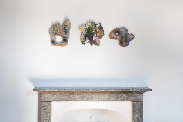 Sebastiano Sofia, 'Untitled', 2019, Sculpture, Cement, paint, Palazzo Monti