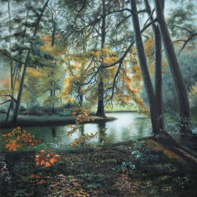 , 'Backlight,' 2008, A-Art Shengzan Gallery