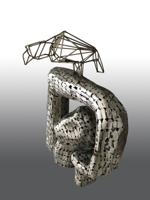 , 'The Toy,' 2018, Albareh Art Gallery