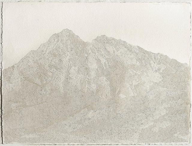 , '732,000 Pinholes ,' 2014, Amelie Art Gallery