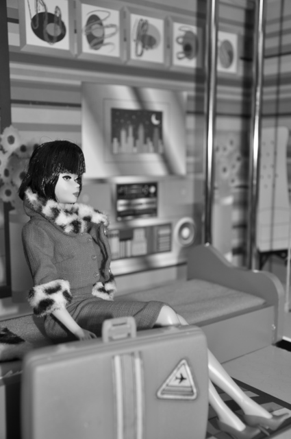 """, 'Barbie """"The End of the Affair"""" #3,' , THE WHITE ROOM GALLERY"""