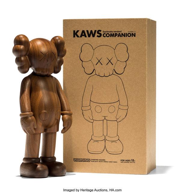 KAWS, 'Companion Karimoku Version', 2001, Heritage Auctions