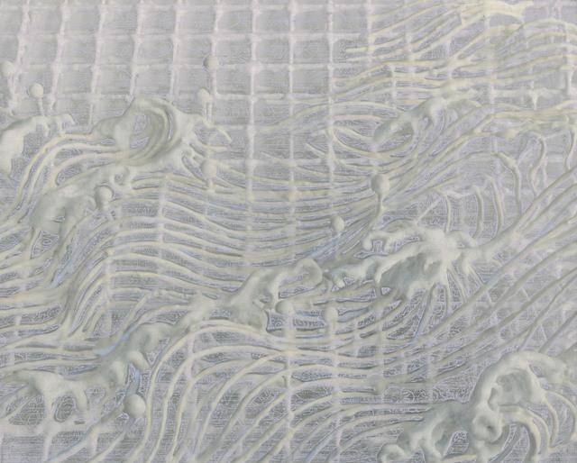 , 'Wave (16-5),' 2016, Micheko Galerie