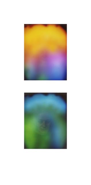 Francesca Grilli, 'Golden Age_Wytske_#1#2', 2015, Photography, Polaroids, color, Umberto Di Marino