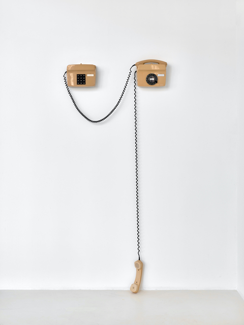 FORT, 'Liaison', 2018, Sculpture, Found objects, Sies + Höke