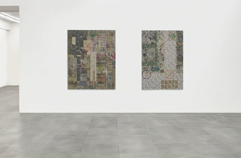 Exhibition view, Nestor Sanmiguel Diest : Revisitando Enigmas at Carlier | Gebauer, 2016