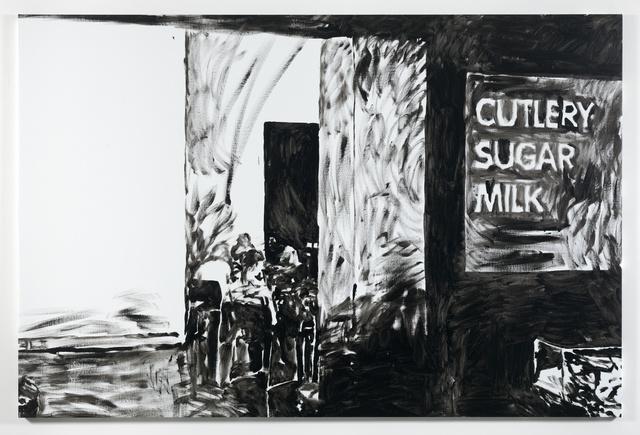 , 'TATE CAFÉ 1,' 2011, Simon Lee Gallery