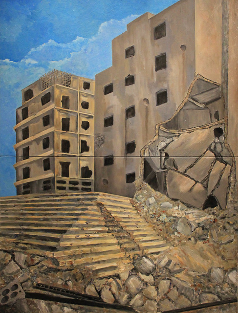 , 'Witness,' 2014-2015, Art On 56th