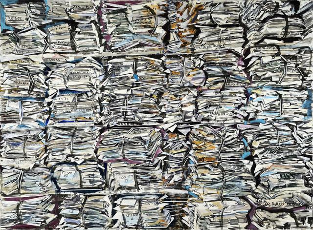 , 'Untitled,' 2012, Christine König Galerie