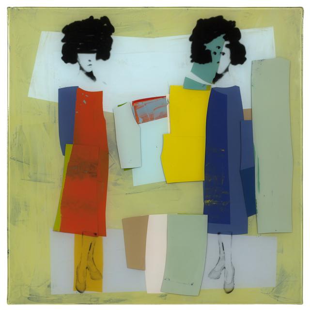 , 'Versus No. 2,' 2016, Beatriz Esguerra Art