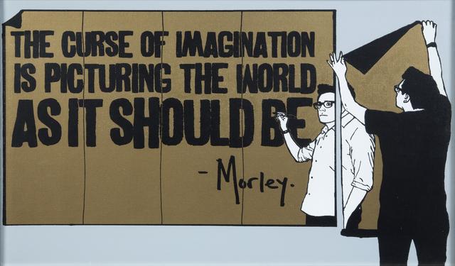 Morley, 'The Curse', 2014, Julien's Auctions