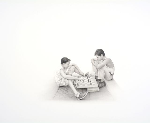 , 'Chess,' 2017, Kiechel Fine Art
