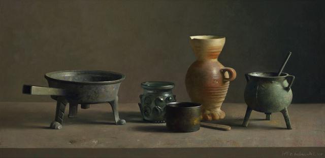 , 'Potteries,' 2014, Artvera's Art Gallery
