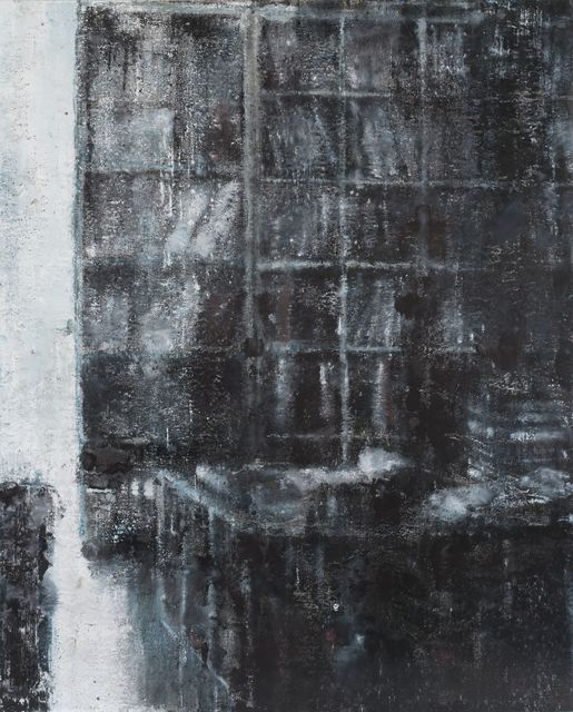 , 'Bookshelves,' 2017, Templon