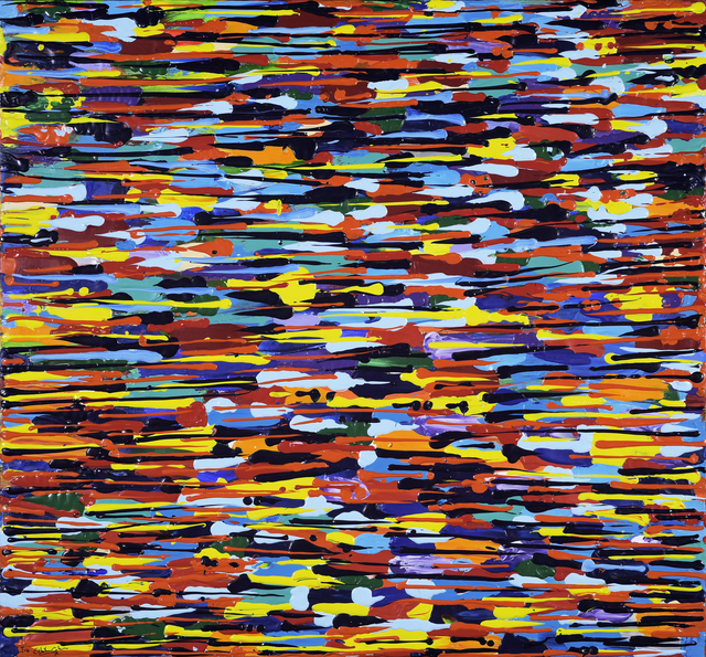 , 'Brisk Life,' 2018, Blue Gallery