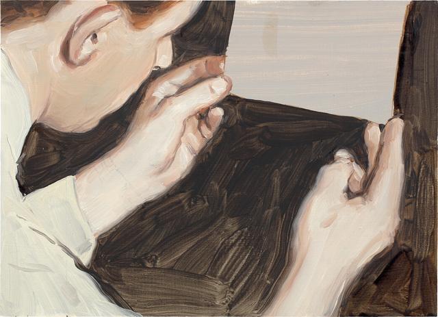 Michaël Borremans, 'The Gap', 2001, Phillips
