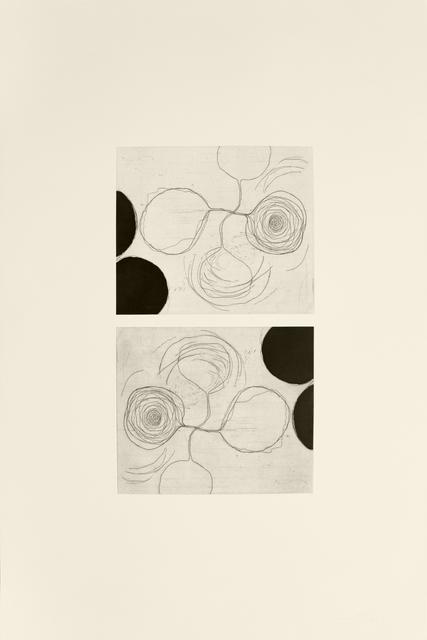 , 'Pausa, separación H,' 2015, Galería Emma Molina