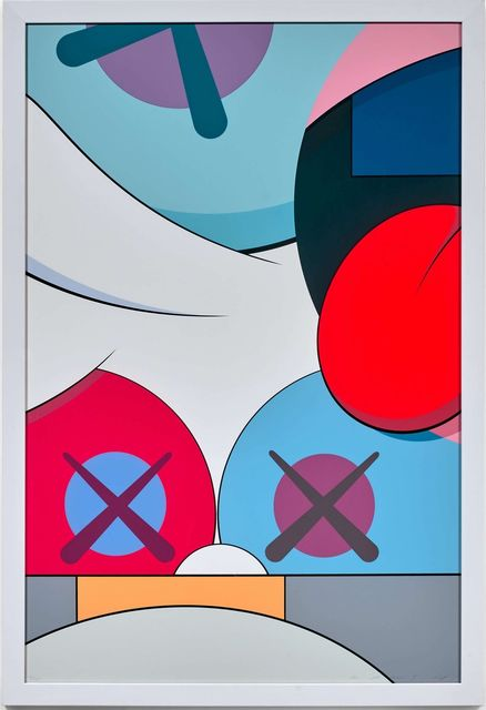 KAWS, 'Blame Game 4', 2014, Vertu Fine Art