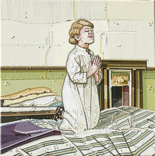 , 'Single Prayer,' 2014, Andréhn-Schiptjenko