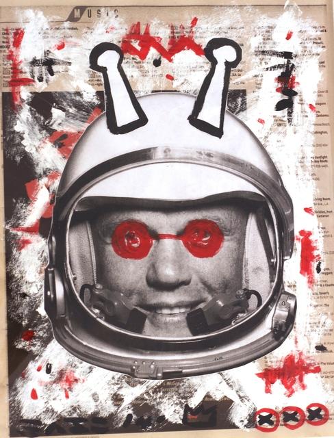 , 'DJ (framed),' 2014, Artspace Warehouse