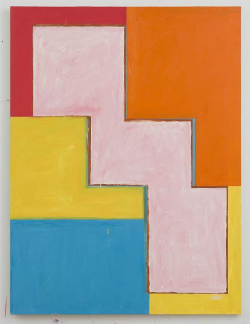 , 'Fron Steps,' 2015, Elizabeth Harris Gallery