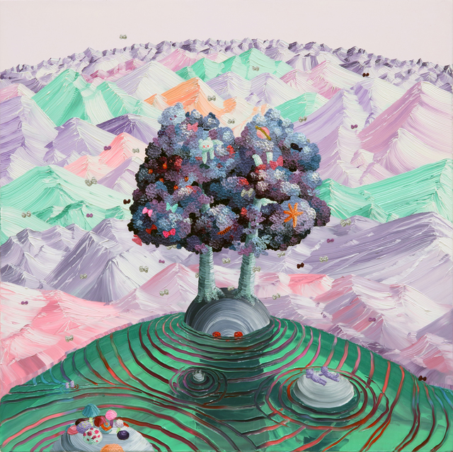 , 'Tree of Life,' 2015, Mizuma Art Gallery