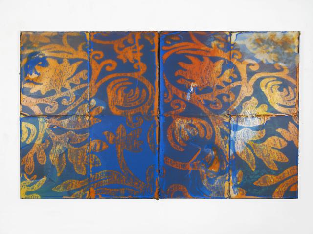 Ruairiadh O'Connell, 'Palms', 2015, Jessica Silverman Gallery