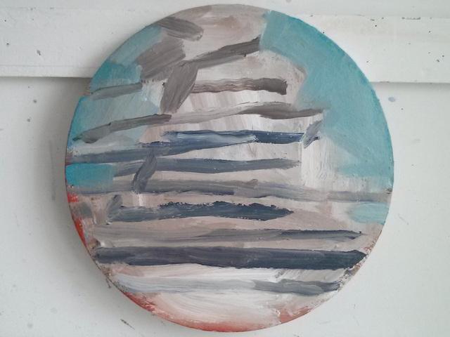 , 'Cloud over the Sea,' 2015, SEA Foundation