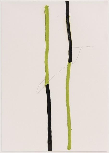 , 'Ohne Titel (17/10),' 2016, Galerie Michael Sturm