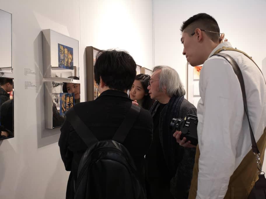 Fu Wenjun at The Photography Show New York, presented by AIPAD, booth 211 - BOCCARA ART / Boccara Fine Art