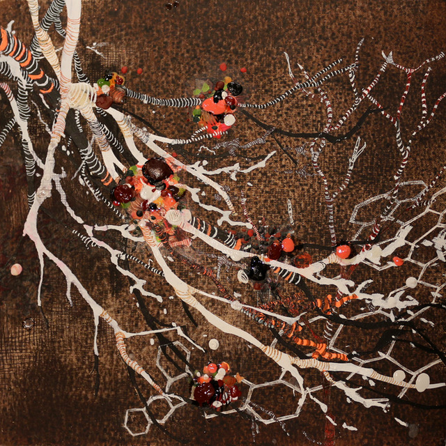 , 'Dark Tree Form,' 2013, Newzones